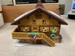 Department 56 Kamm Haus Heritage Village Collection House (J2)