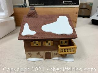 Department 56 Kamm Haus Heritage Village Collection House (J2)