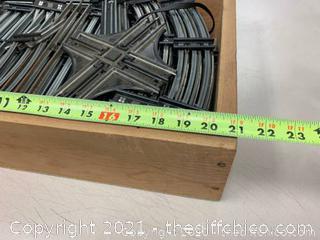 Train Tracks - 21x15x5 Box Full (J14)