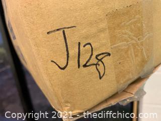 """3"""" SCH 40 PVC Ball Valve (J128)"""