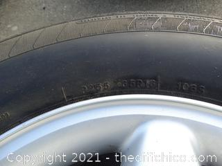 Goodyear 25565-R16 Tire