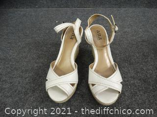 Ana Wedge Shoes - Size 6 1/2M