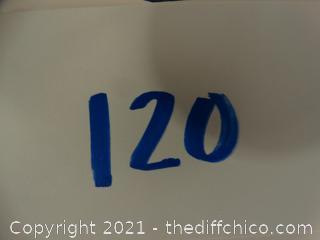 Unframed Numbered Print - Signed