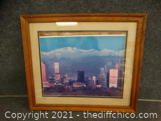 Signed Framed Art - Numbered - Ron Ruhoft