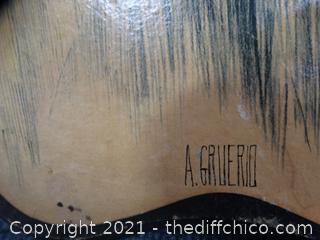 A. Gruerio Art - Set of 2