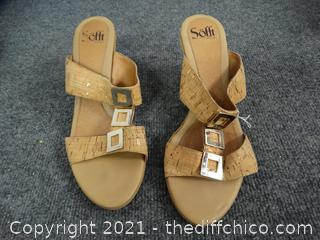 Sofft Wedges - Size 10M