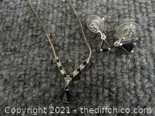 Necklace & Matching Set