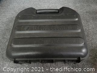 Black & Decker 14.4V Drill in Case