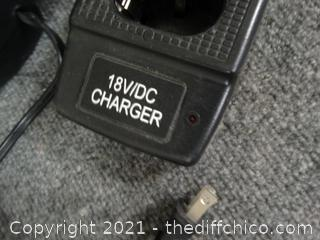 Miscellaneous Battery and Charger