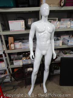6'+ Male Mannequin