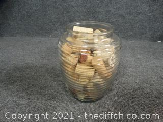 Jar Of Corks