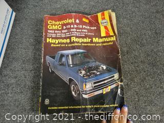 Chevrolet & GMC  Manuel