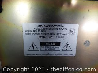 Archer Video Audio Control Center