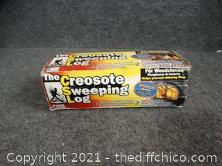 Creosote Log
