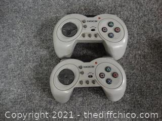 2 Docs Playstation Controllers