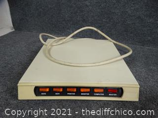 Computer Power Controller