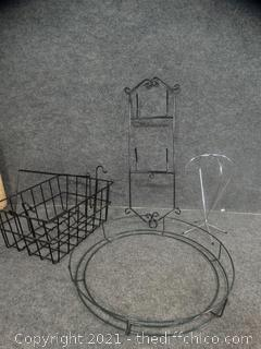 Multipurpose Wire Baskets & More