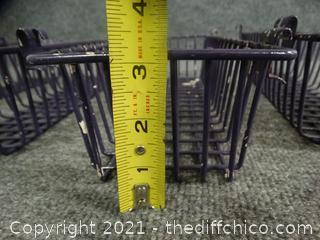 Purple Multipurpose Baskets