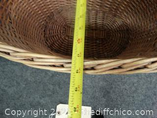 Large Oval Basket