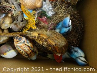 Fake Birds, Nests