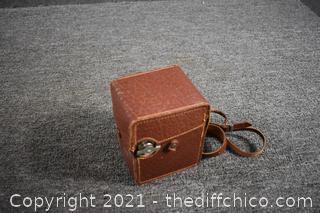 Vintage Synchro Box Camera w/case