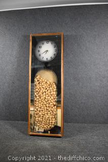 Working Almond Clock