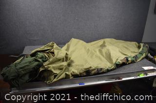 Bivy Cameo Sleeping Bag Cover