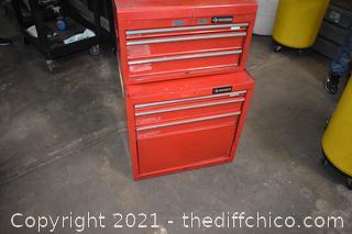 2 Piece Husky Tool Box