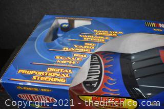 NIB Jeff Gordan #24 Nascar Electric Toy RC Car