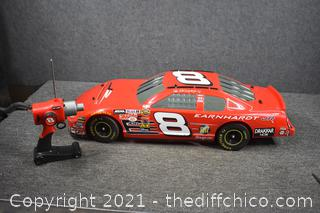 Dale Earnhardt Jr. Nascar #8 Car with Remote - as is