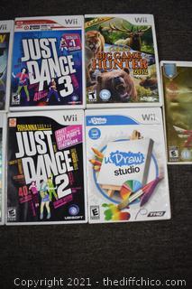 11 Wii Games