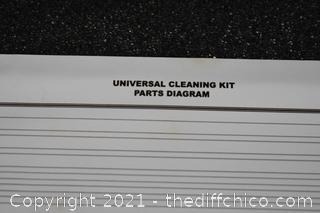 NIB Universal Gun Cleaning Kit
