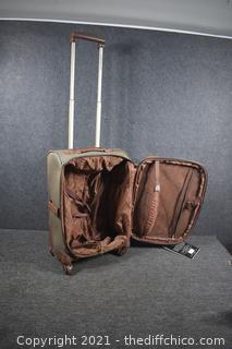 New London Fog Rolling  Luggage