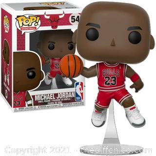 Funko Pop! MICHAEL JORDAN #54 NBA Bulls Basketball Vinyl Figurine