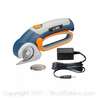 Blue Ridge Tools Rechargeable Rotary Cutter