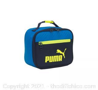 NEW Puma Sideline Horizontal Lunch Sack - Blue