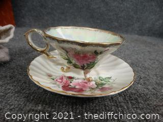 Allyn Nelson Cup & Saucer