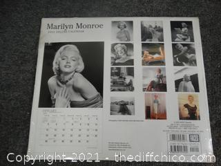Marilyn Monroe 2003 Calendar