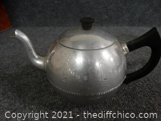 Empire Teapot 6 cup