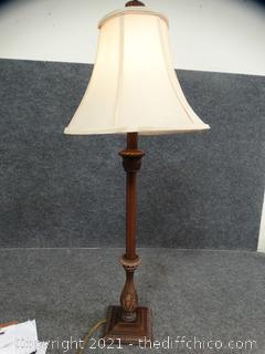 Working Lamp