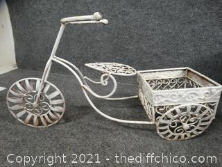 Trike Garden Decor