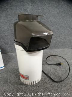 Proctor Silex Popcorn Pumper wks