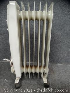 Pelonis Rolling Heater wks