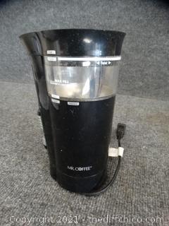 Mr Coffee Coffee Grinder wks
