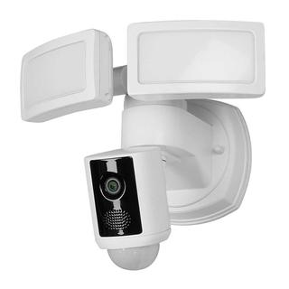 ($130) Feit Electric LED Dual Head Motion Sensor Smart Floodlight Security Camera