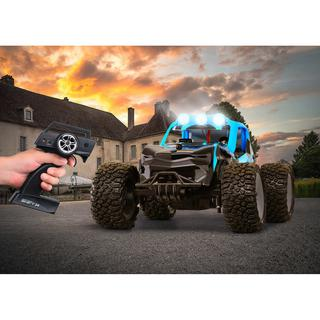 Power Craze Shift 24 Mini RC High Speed Buggy in Blue