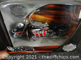 Hot Wheels Toy Motor Cycle