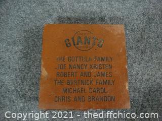 Giants Brick