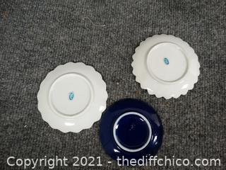 Mini Plates Decor