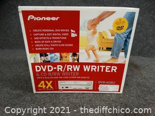 Pioneer  DVD-R/RW Writer